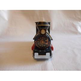 Tren locomotora litografiado Western. Modern Toys.  Japon. Años 60.