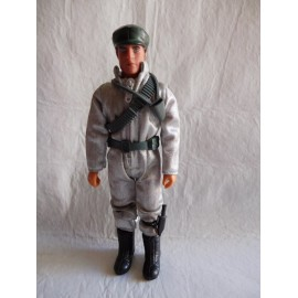 Figura Mego -Casa Tong- Alex.The Silver Command(80´s)-Import.UK-