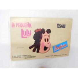Muñeco de Tobby pequeña Lulu de Berjusa. Años 80.