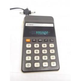 Calculadora Casio personal m1.  Años 60.  Japón.