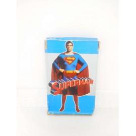 Baraja de cartas Fournier de la Pelicula Superman año 1979. Nuevas. Nunca usadas.