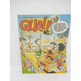 Revista Guai nº53. Editorial Grijalbo.