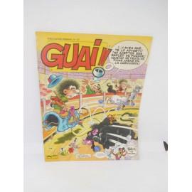 Revista Guai nº57. Editorial Grijalbo.