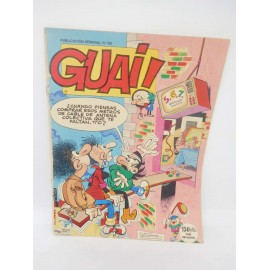 Revista Guai nº69. Editorial Grijalbo.