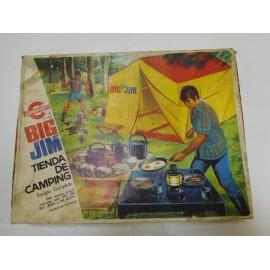 Tienda de campaña de Big Jim. Congost. Años 70.