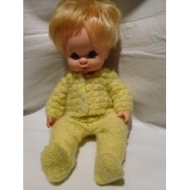 Muñeco Baby Mocosete de Toyse