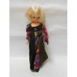 Muñeca Chabel años 80 vestida.  Todo original.