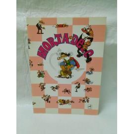 Cuaderno centauro años 80 Mortadelo caballero don juan