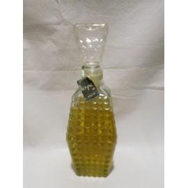 Antigua botella con perfume colonia Royal. Años 60.