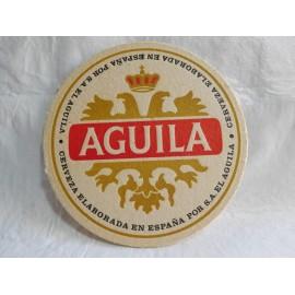 Posavaso posa vaso Cervezas El Aguila.