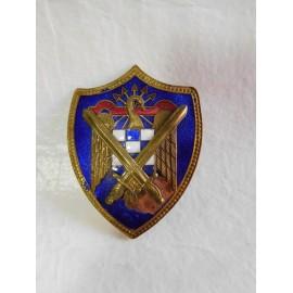 Insignia Milicias Universitarias de Falange S.E.U. 1945 - 1975