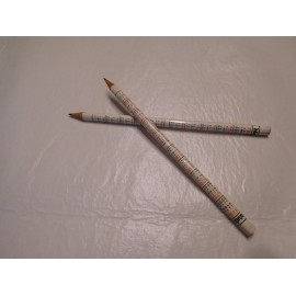 Mítico lápiz con tabla de multiplicar Masats original años 70-80