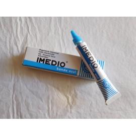 Mítico tubo de pegamento Imedio, el tubo pequeño nº 1 perfecto estado