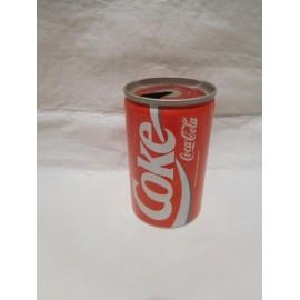 Antigua lata de Coca cola Coke 150 ml. Envasado en Inglaterra. Año 90.