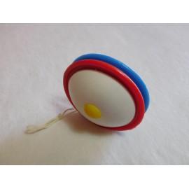 Yoyo yo-yo en plástico años 60. Juguete de kiosko. Nuevo.