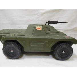 Carro blindado Geyperman carro de combate Geyperman tanque geyperman. Incluye metralleta.