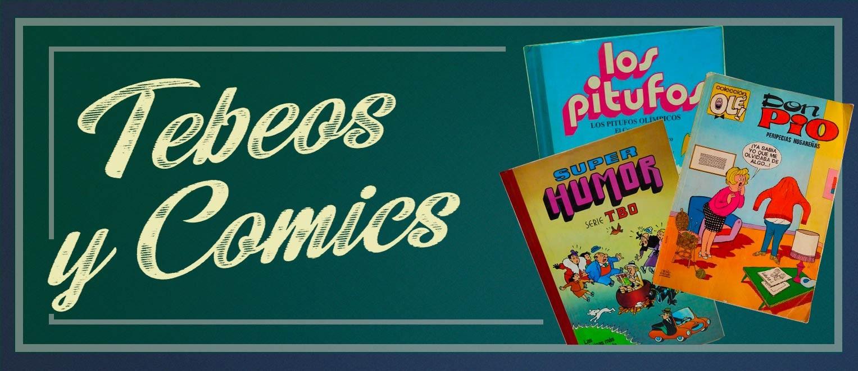 Tebeos y Comics